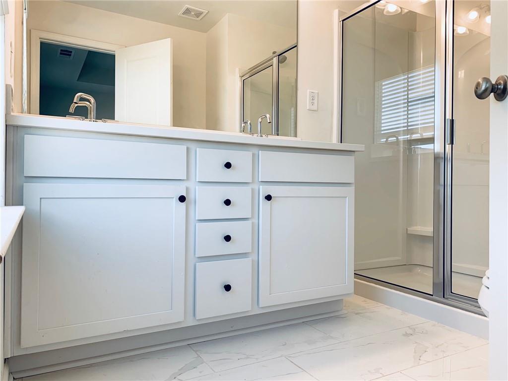 Bathroom featured in the Blaire By Rocklyn Homes in Atlanta, GA
