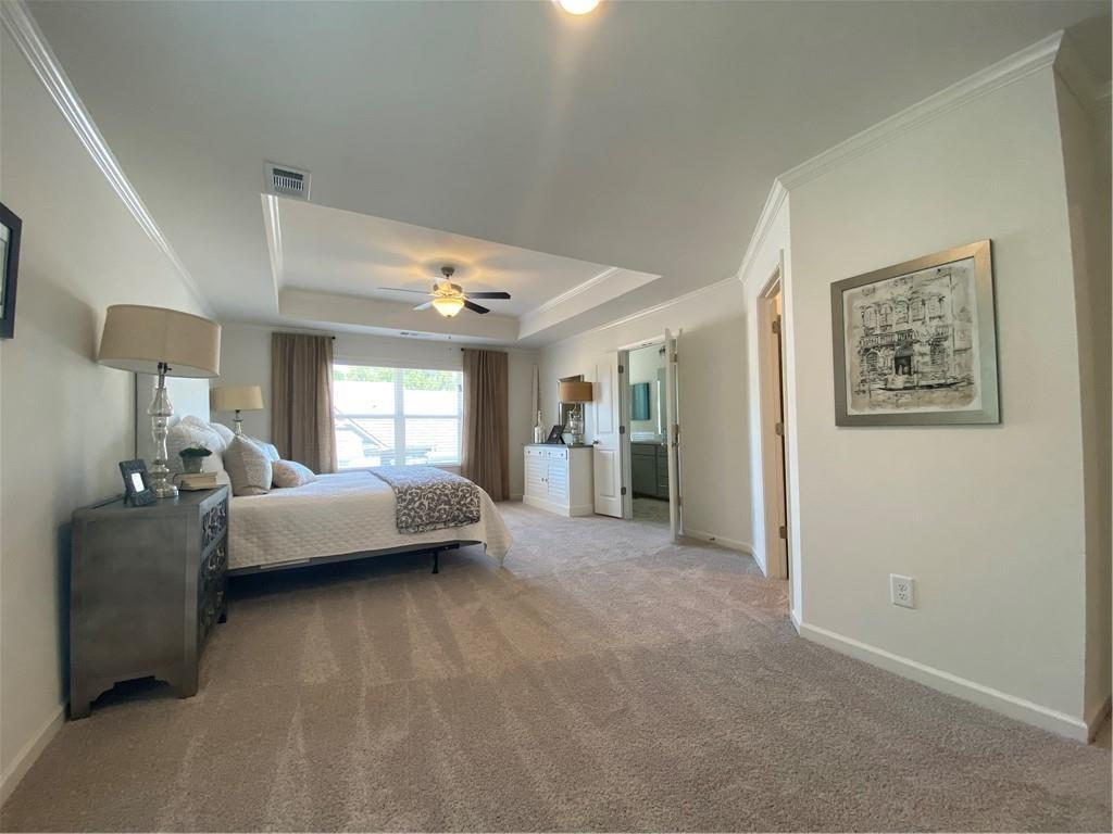 Bedroom featured in the Princeton By Rocklyn Homes in Atlanta, GA