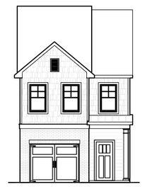 Maxwell - Townes of Auburn: Auburn, Georgia - Rocklyn Homes