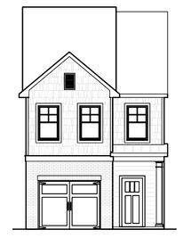 McAfee - Townes of Auburn: Auburn, Georgia - Rocklyn Homes