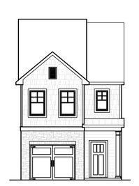 Mercer - Townes of Auburn: Auburn, Georgia - Rocklyn Homes