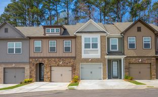 Princeton Ridge by Rocklyn Homes in Atlanta Georgia