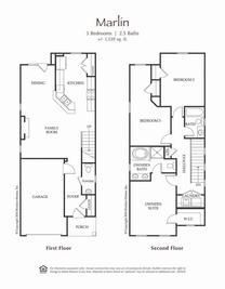 Marlin - Princeton Ridge: Stonecrest, Georgia - Rocklyn Homes