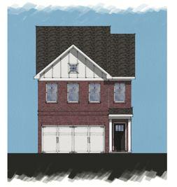 Bradberry - Renaissance at South Park: Fairburn, Georgia - Rocklyn Homes