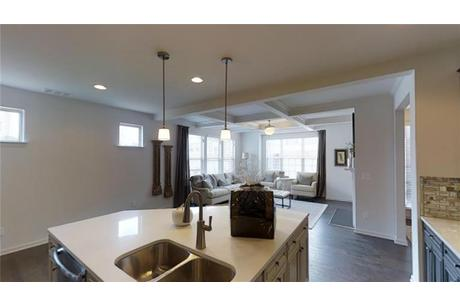 Kitchen-in-Mulberry-at-Renaissance at South Park-in-Fairburn