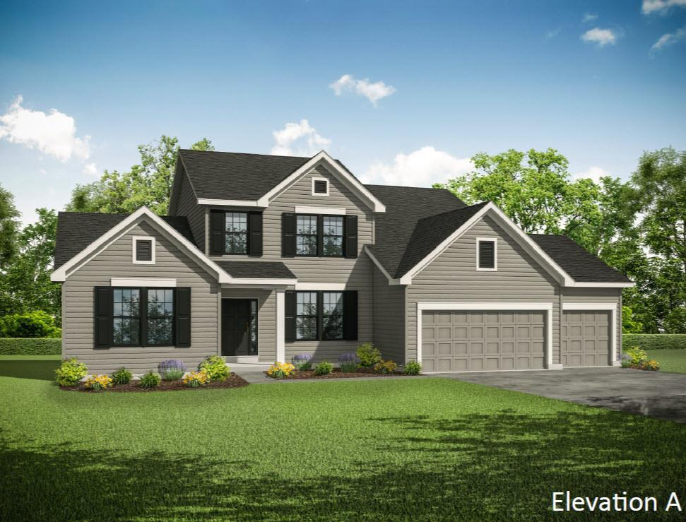 Exterior featured in the Lexington By Rolwes Homes in St. Louis, MO