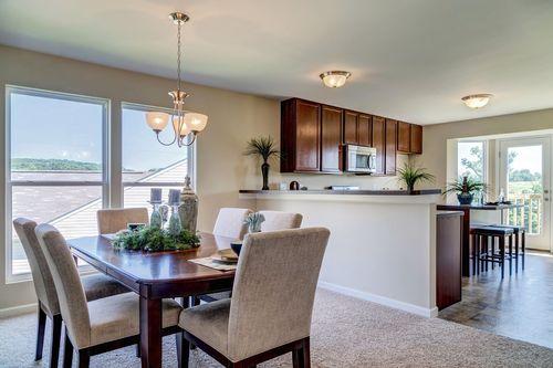 Kitchen-in-The Tremont-at-Fox Ridge-in-O Fallon