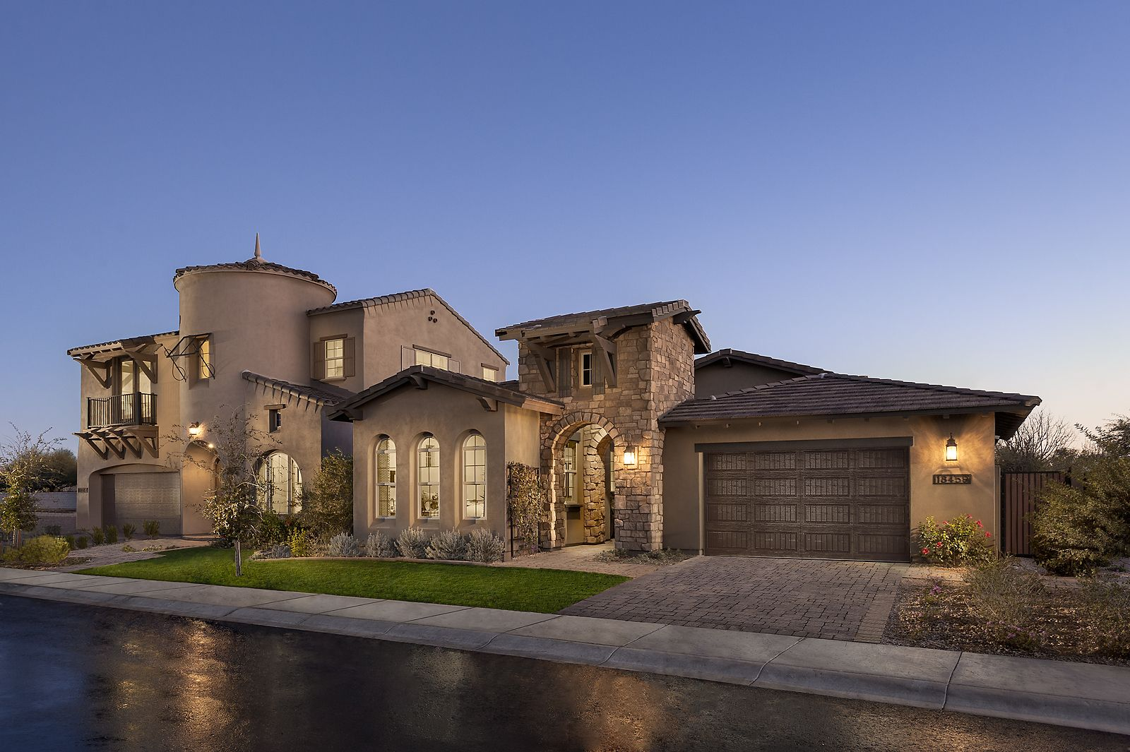 1 rosewood homes communities in queen creek az for Rosewood home