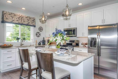 Kitchen-in-Newport-at-Collegeville Walk Townhomes-in-Collegeville