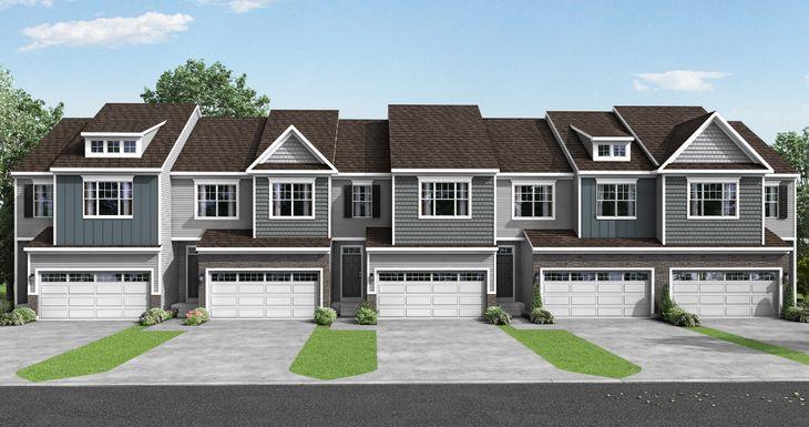 Exterior:The Signature Series - Enclave at Ridgewood Neighborhood