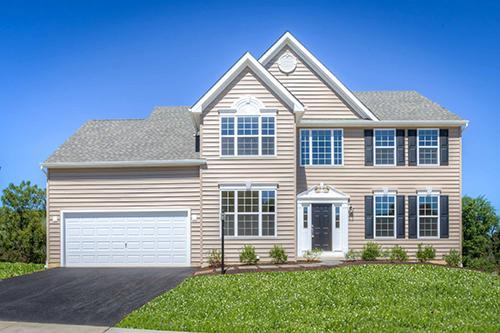 Exterior:Edgemont by Rouse Chamberlin Homes