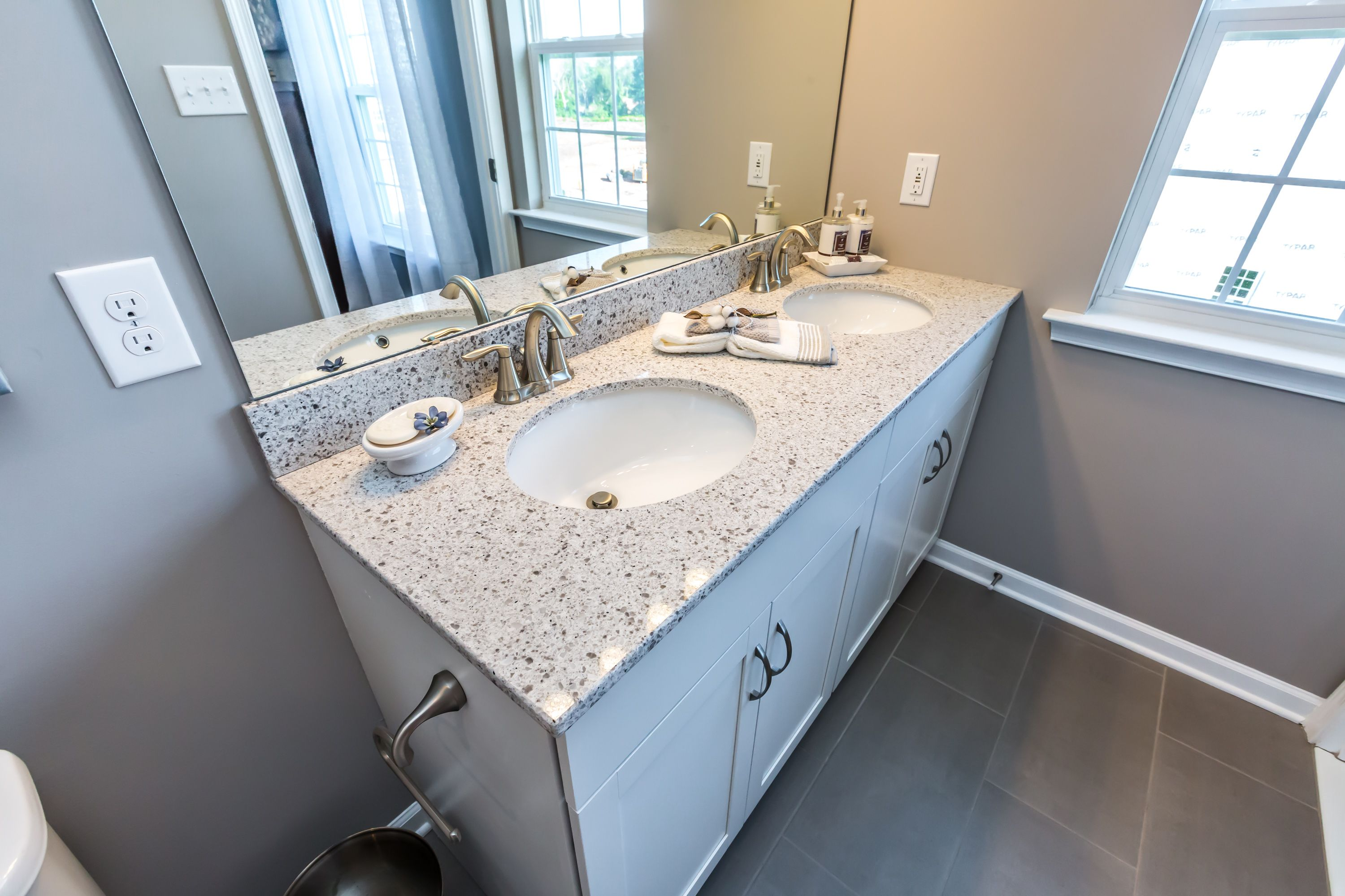 Bathroom featured in the Newport By Rouse Chamberlin Homes in Philadelphia, PA