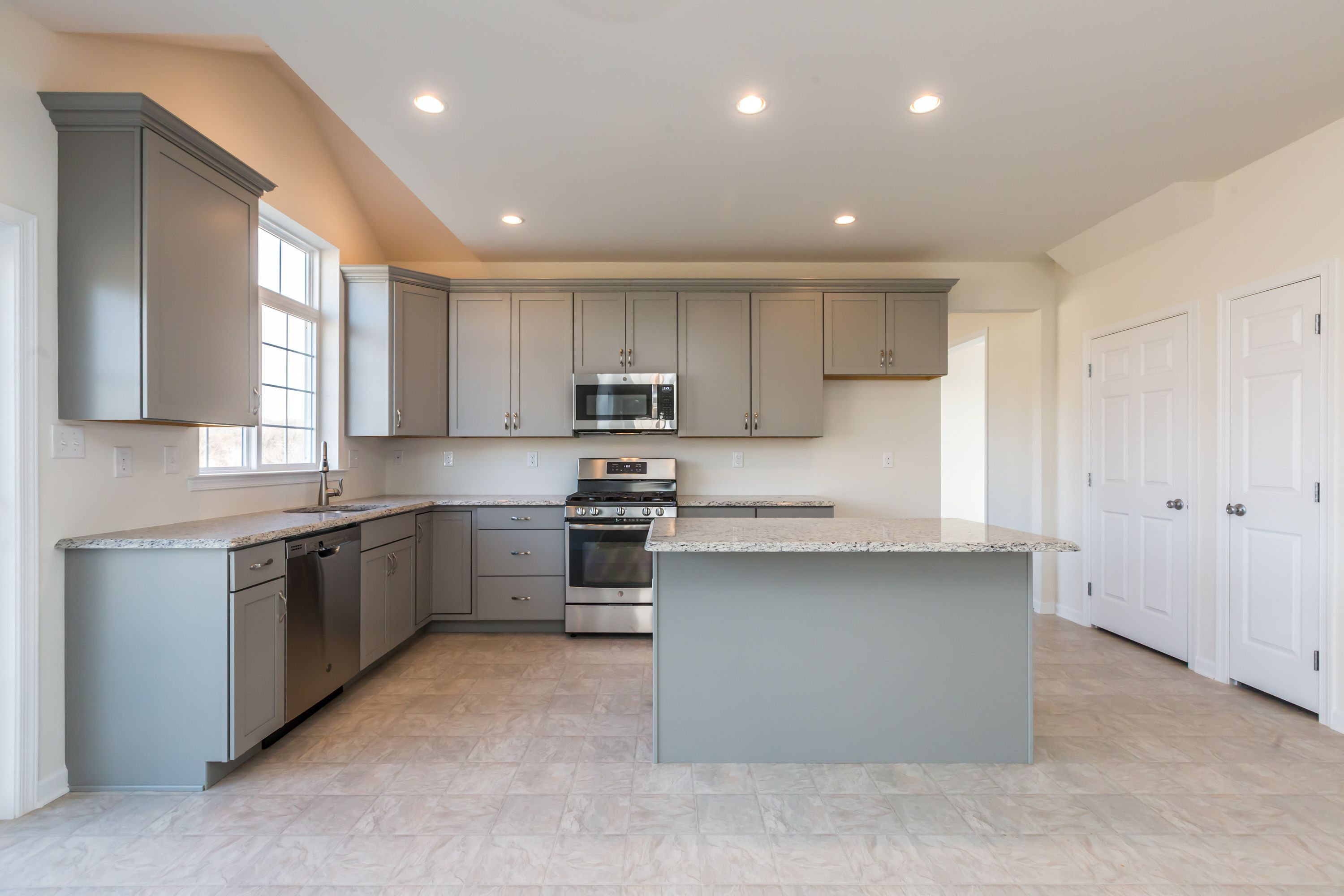 Kitchen featured in the Woodbine Select By Rouse Chamberlin Homes in Philadelphia, PA