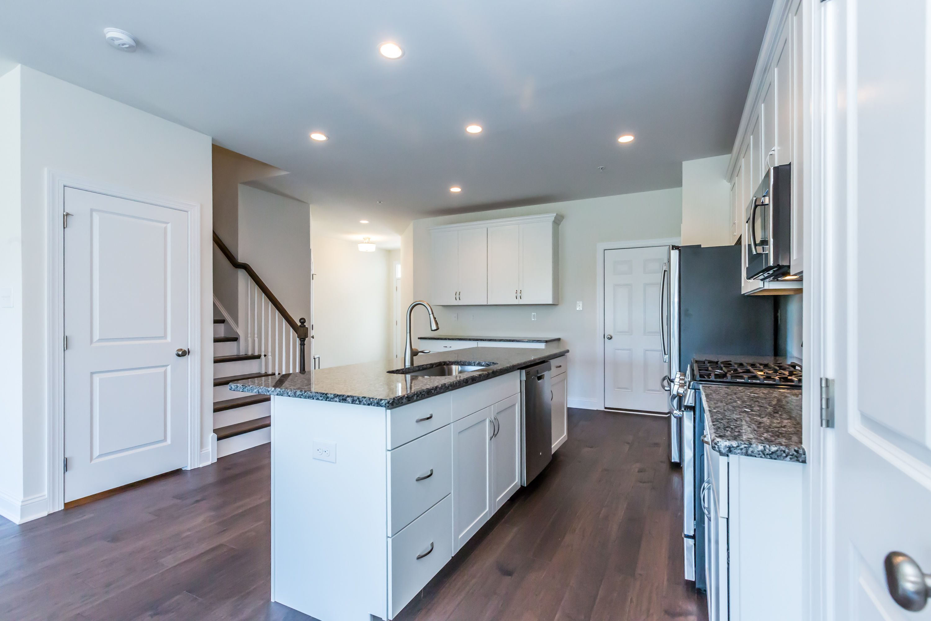 Kitchen featured in the Prestley By Rouse Chamberlin Homes in Philadelphia, PA