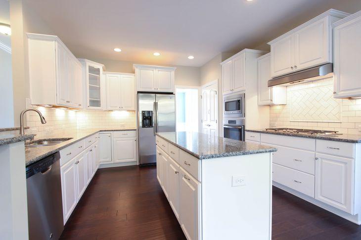 Lilac Kitchen Option 1
