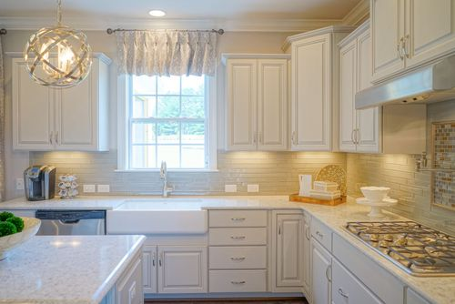 Kitchen-in-The Ocracoke-at-Stonehenge Manors-in-Raleigh
