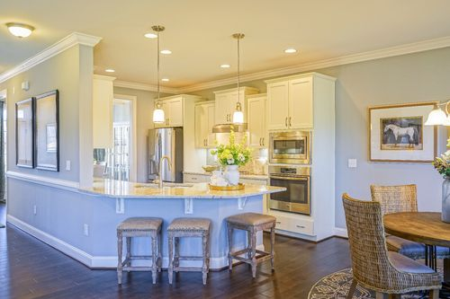 Kitchen-in-The Carteret-at-Rockbridge-in-Knightdale