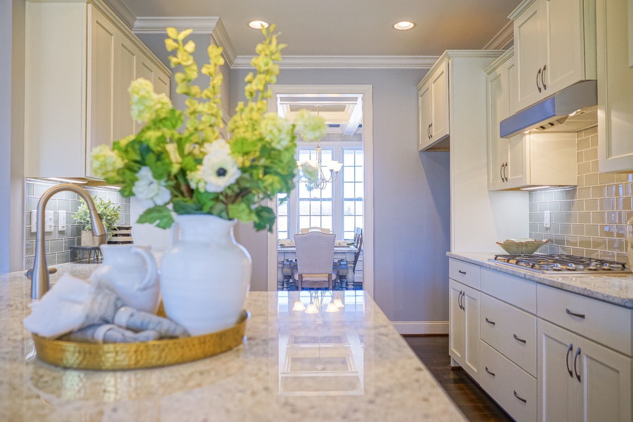 Kitchen-in-The Carteret-at-Southern Acres-in-Fuquay Varina