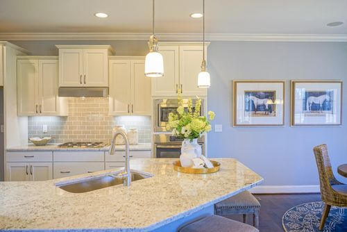 Kitchen-in-The Carteret-at-Ballentine Place-in-Holly Springs