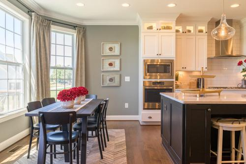 Kitchen-in-The Belhaven-at-Ballentine Place-in-Holly Springs