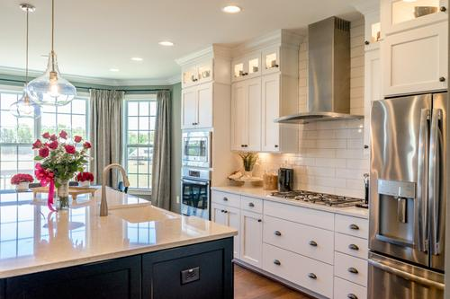 Kitchen-in-The Belhaven-at-Stonehenge Manors-in-Raleigh
