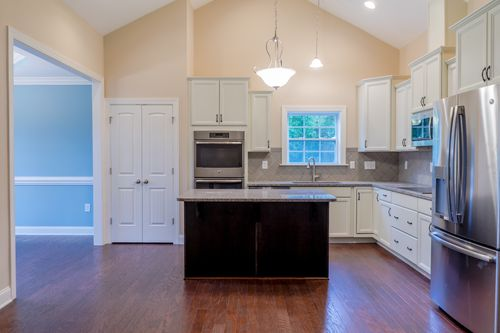 Kitchen-in-The Montgomery-at-Rockbridge-in-Knightdale