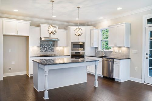 Kitchen-in-The Brookford-at-Wendell Falls-in-Wendell