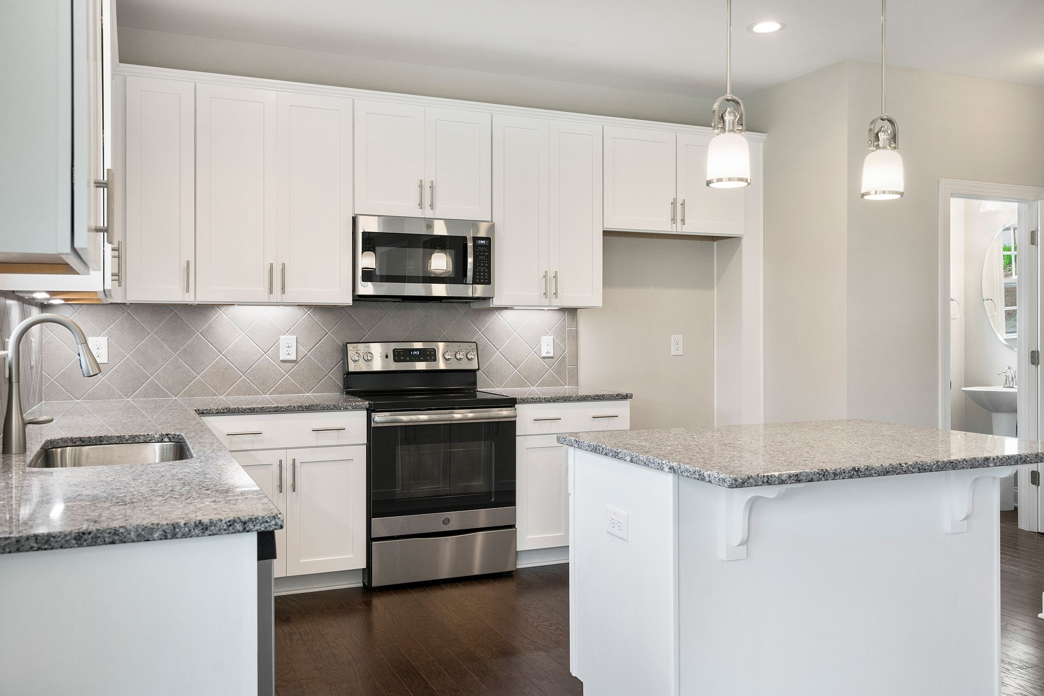 Kitchen-in-The Sampson-at-Southern Acres-in-Fuquay Varina