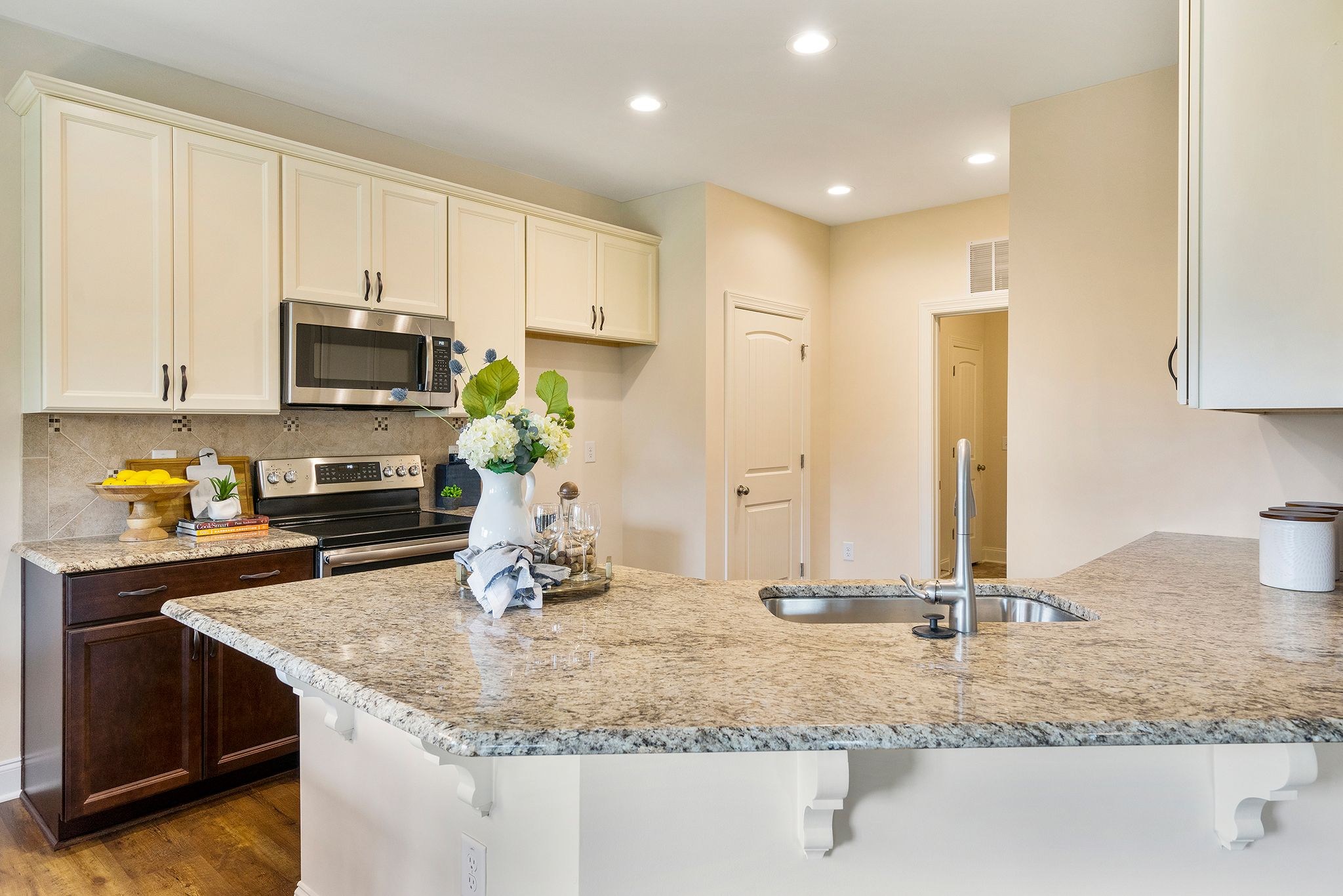 Kitchen-in-The Hanover-at-Southern Acres-in-Fuquay Varina