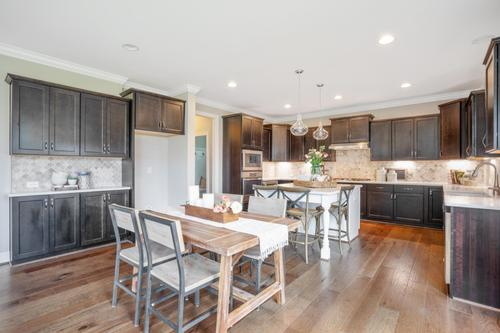 Kitchen-in-The Kittrell-at-Ballentine Place-in-Holly Springs
