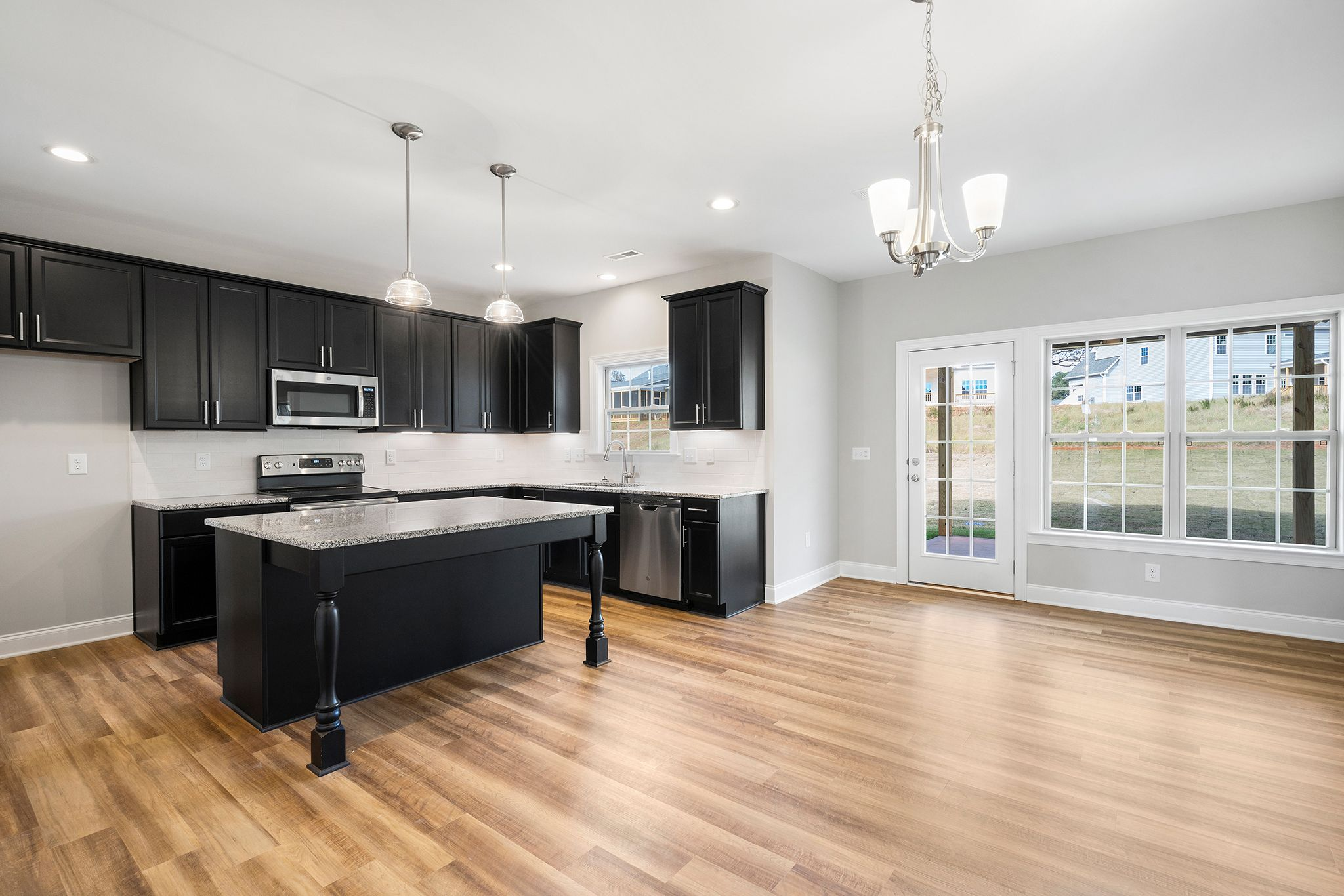 Kitchen-in-The Claremont-at-Southern Acres-in-Fuquay Varina