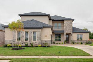Noble – IIC Bonus Room - Royal Family Homes-Grand Prairie: Grand Prairie, Texas - Royal Family Homes