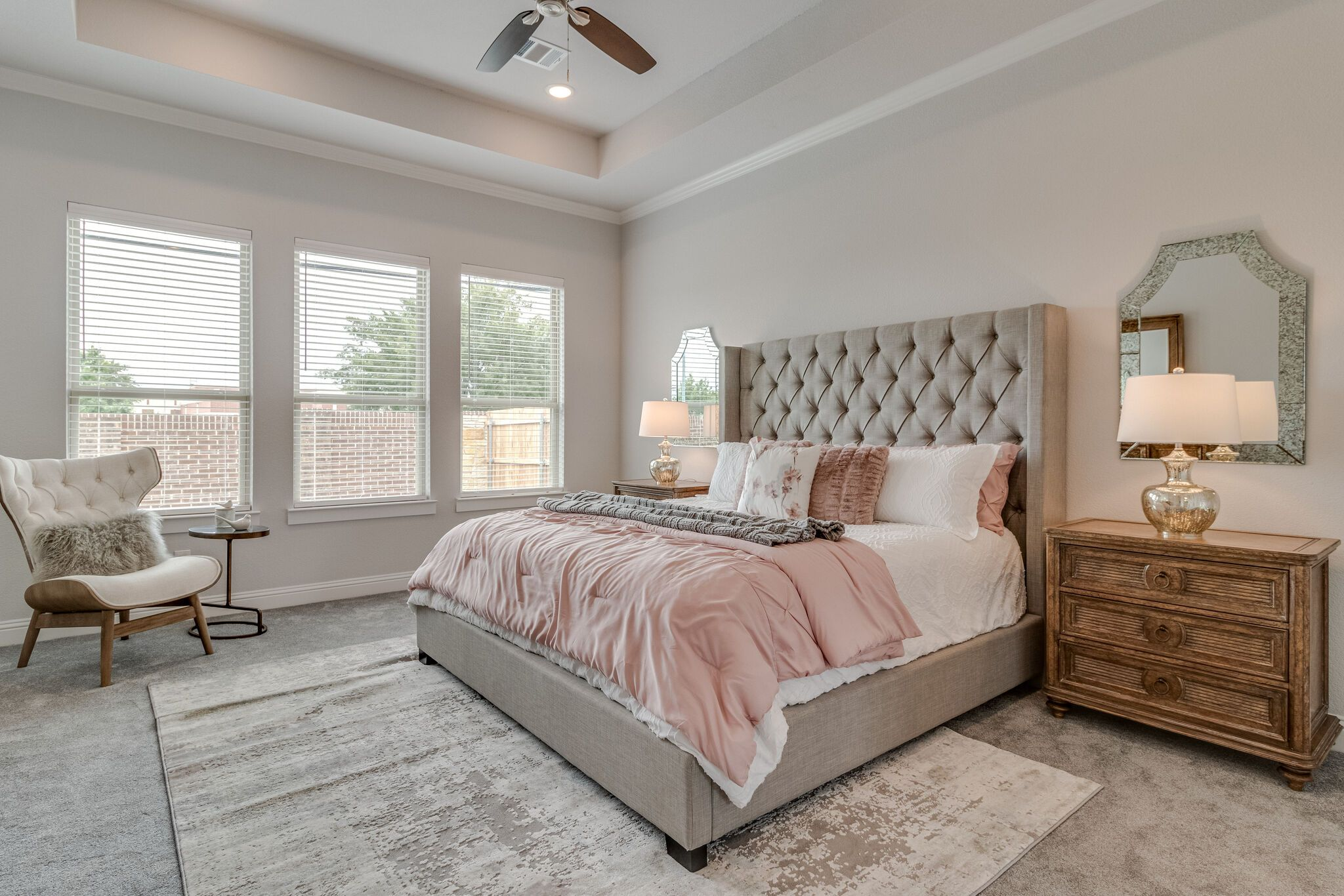 Bedroom featured in the Noble – IIC Bonus Room By Royal Family Homes in Dallas, TX