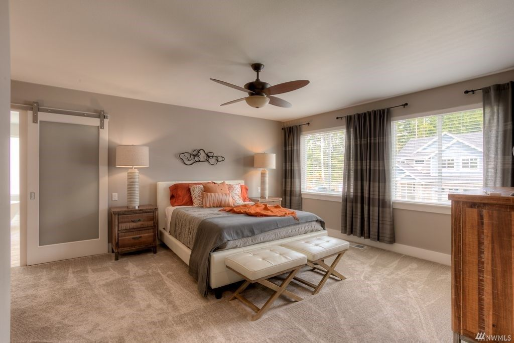 Bedroom featured in The Avalon By Rush Residential in Tacoma, WA