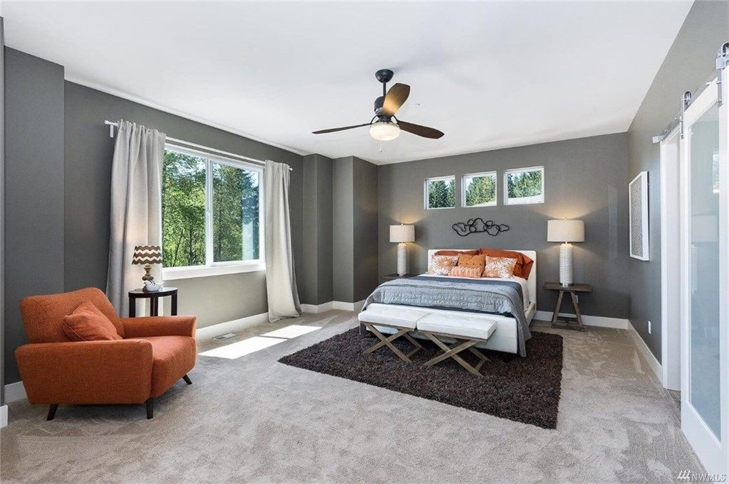Bedroom featured in The Ponderosa By Rush Residential in Tacoma, WA