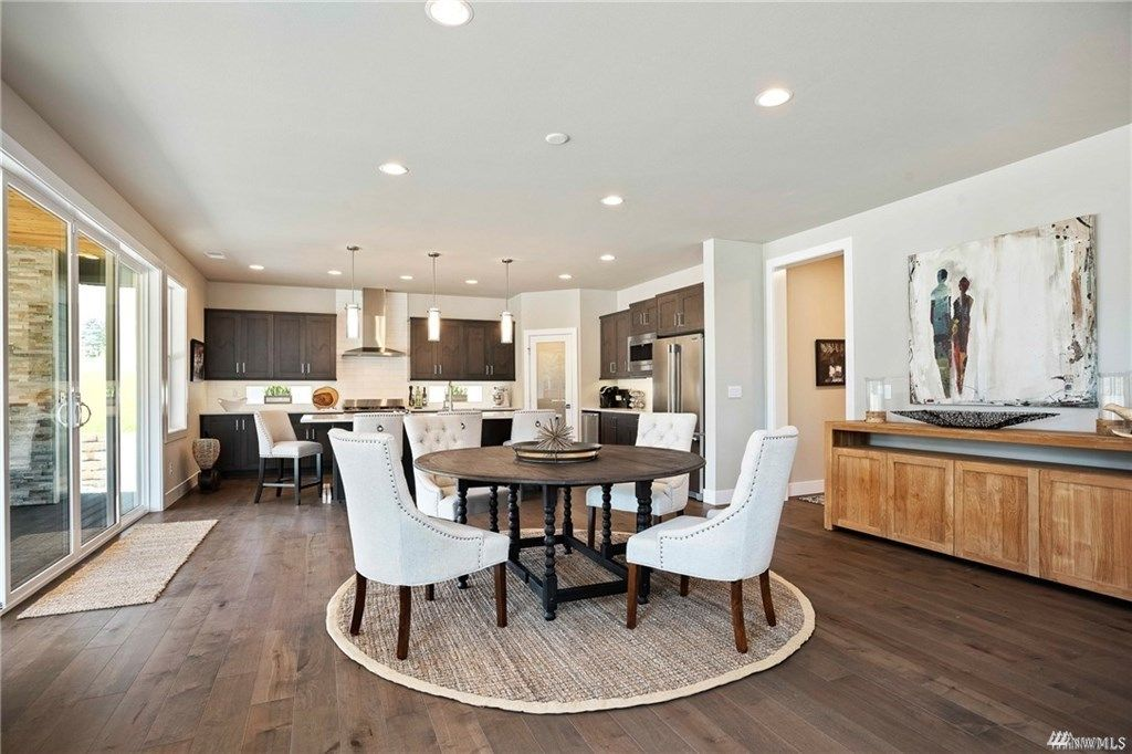 Kitchen featured in The Laurel By Rush Residential in Tacoma, WA