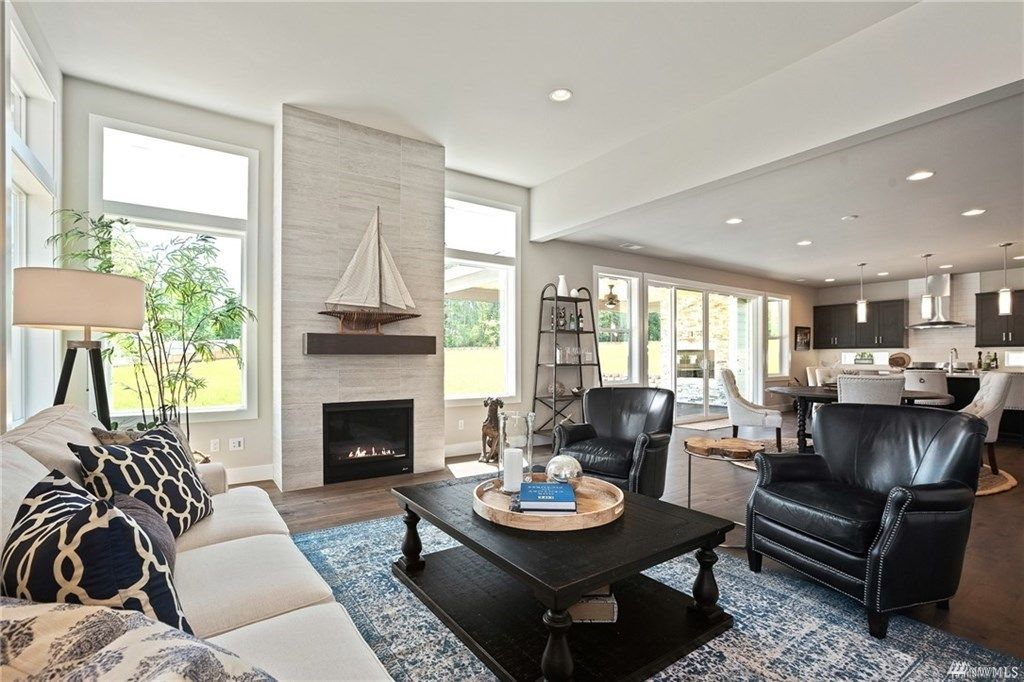 Living Area featured in The Laurel By Rush Residential in Tacoma, WA