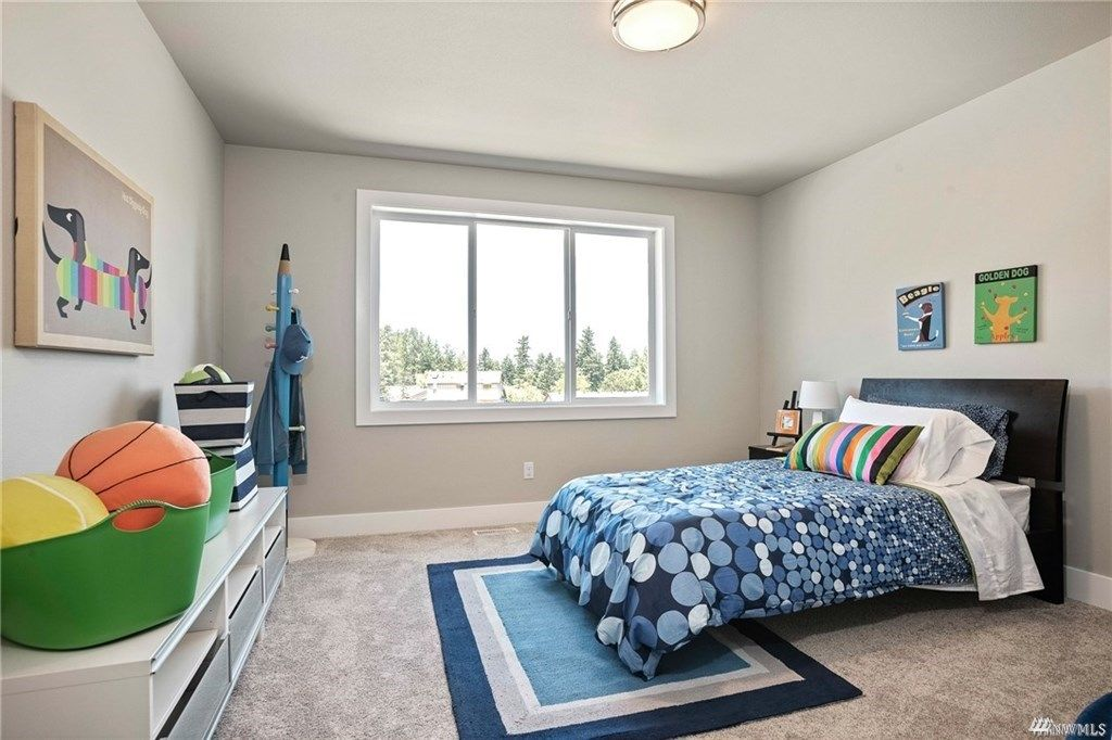 Bedroom featured in The Laurel By Rush Residential in Tacoma, WA