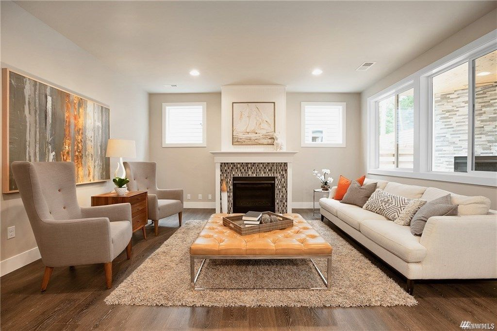 Living Area featured in The Harbor Home By Rush Residential in Tacoma, WA
