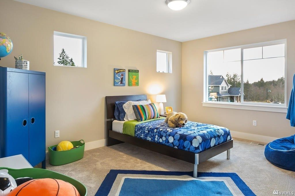Bedroom featured in The Harbor Home By Rush Residential in Tacoma, WA