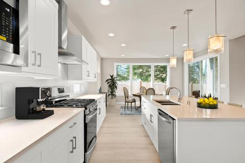 Kitchen-in-The Parker-at-East Park-in-Puyallup