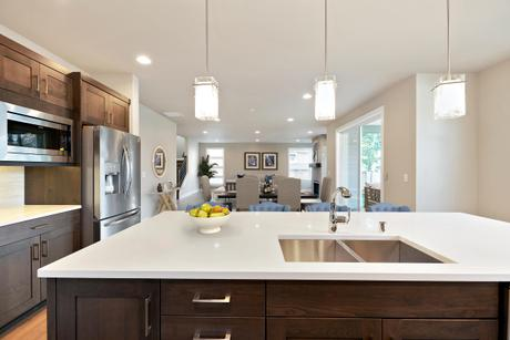 Kitchen-in-The Noble-at-East Park-in-Puyallup