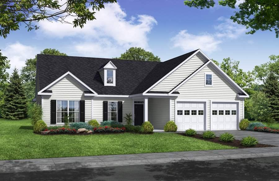 Exterior featured in the Merlot By Russo Homes, LLC in Philadelphia, NJ
