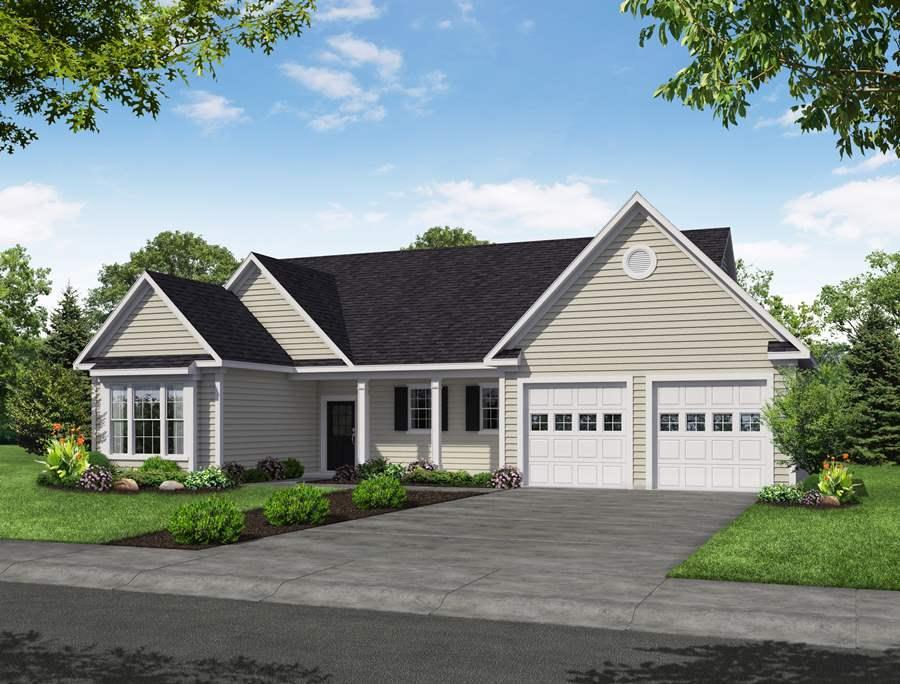 Exterior featured in the Moscato By Russo Homes, LLC in Philadelphia, NJ