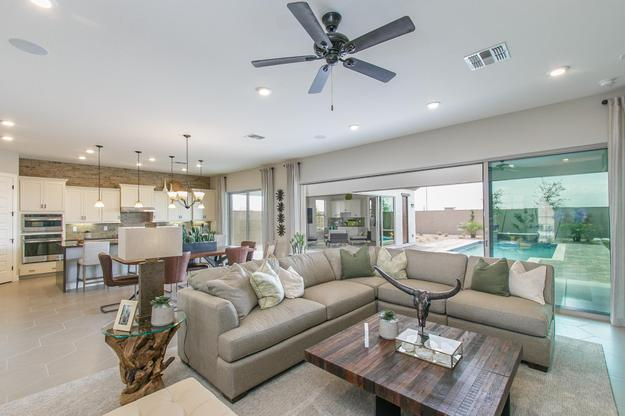 Tranquility At Montecito In Estrella in Goodyear AZ New Homes – William Ryan Homes Floor Plans