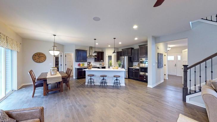 West Prairie Village in Sun Prairie WI New Homes Floor Plans by – William Ryan Homes Floor Plans