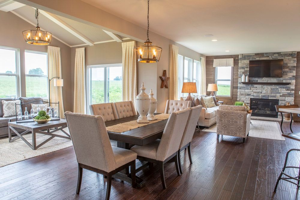 'Heritage Gardens' by William Ryan Homes - Madison in Madison