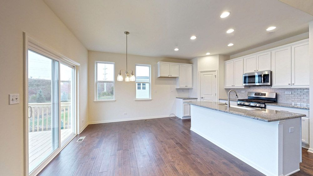 Kitchen featured in the Cape May By William Ryan Homes in Madison, WI