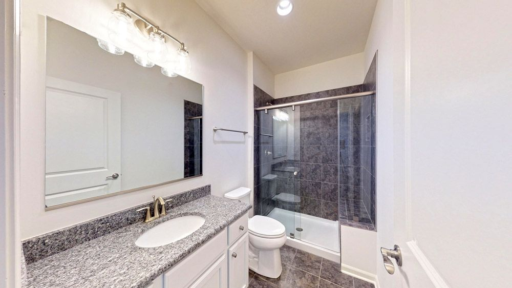 Bathroom featured in the Cape May By William Ryan Homes in Madison, WI