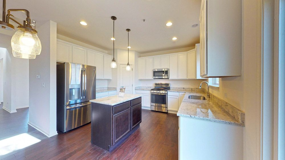 Kitchen featured in the Sheridan II By William Ryan Homes in Madison, WI